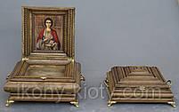 Ковчеги ручной работы деревянные для частиц Святых мощей., фото 6