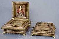 Ковчеги ручной работы деревянные для частиц Святых мощей., фото 7