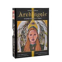 Карты Archangels / Оракул Архангелов (позолоченный)
