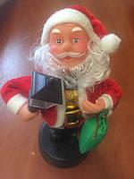 Музыкальный Дед Мороз 20 см
