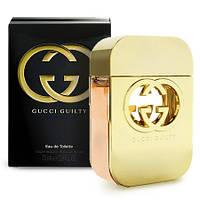 Женские духи Gucci Guilty edt 75 ml женские