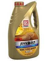 LUKOIL LUXE TURBO D SAE 10W-40 5L Масло моторное полусинтетическое д/авто