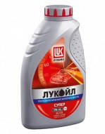 LUKOIL SUPER SAE 10W-40 1L Масло моторное д/авто
