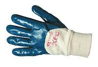 Перчатки резиновые мбс полузалитые