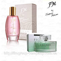 Духи для женщин FM 265 аромат Escada Signature by Escada (Эскада Сигнатюр) Парфюмрия Federico Mahora