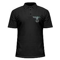 Мужская футболка Поло - Rammstein, отличный подарок купить со скидкой, недорого