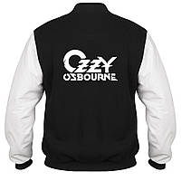 Куртка - бомбер - Ozzy Osbourne, отличный подарок купить со скидкой, недорого