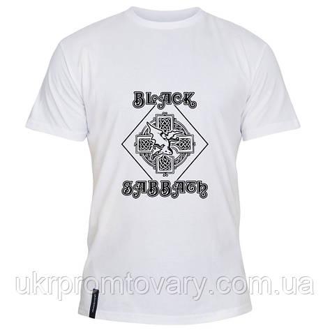 Мужская футболка - Black, отличный подарок купить со скидкой, недорого, фото 2