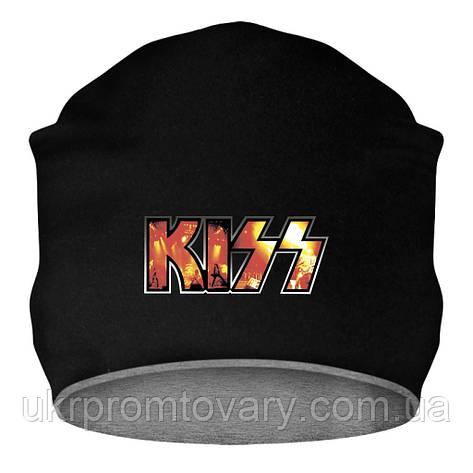 Шапка - Kiss, отличный подарок купить со скидкой, недорого, фото 2