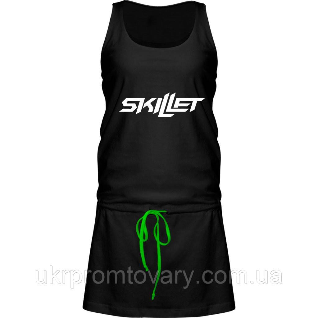 Платье - Skillet original, отличный подарок купить со скидкой, недорого