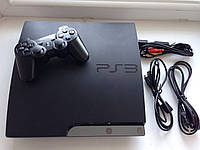 Sony Playstation 3 slim 320gb PS3 лицензия