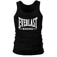 Майка мужская (хлопок) - Everlast Boxing, отличный подарок купить со скидкой, недорого