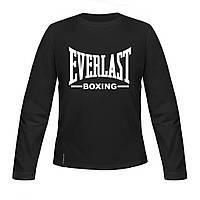 Лонгслив детский - Everlast Boxing, отличный подарок купить со скидкой, недорого
