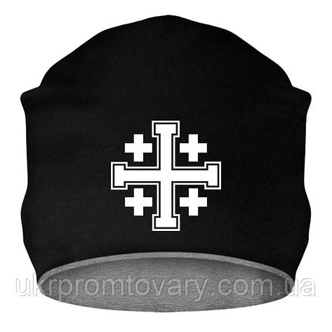 Шапка - ЦАО крест, отличный подарок купить со скидкой, недорого, фото 2