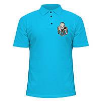 Мужская футболка Поло - Breaking Bad Crystals, отличный подарок купить со скидкой, недорого