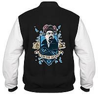 Куртка - бомбер - Breaking Bad, отличный подарок купить со скидкой, недорого