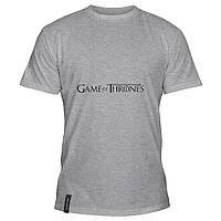 Мужская футболка - Игра Престолов, отличный подарок купить со скидкой, недорого