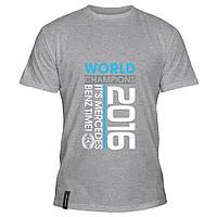 e0b5db5993793 Мужская футболка - World champions 2016, отличный подарок купить со  скидкой, недорого