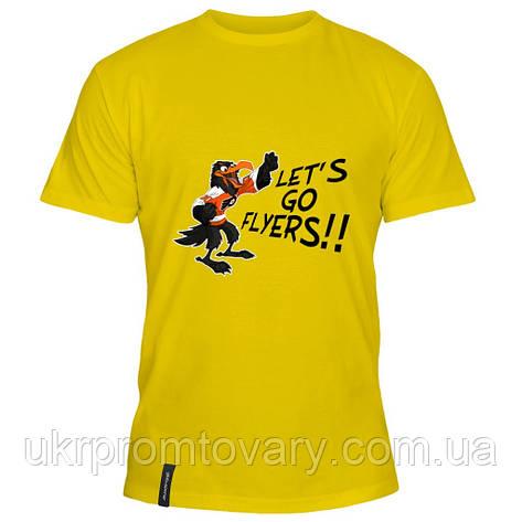 Мужская футболка - Let, отличный подарок купить со скидкой, недорого, фото 2