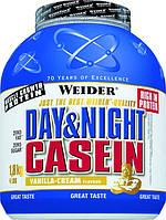 100% Casein Weider, 1800 грамм