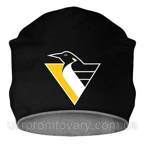 Шапка - Penguins logo 1992-2001, отличный подарок купить со скидкой, недорого, фото 2