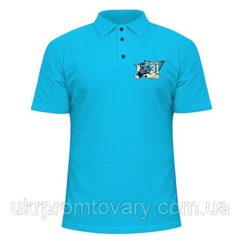 Мужская футболка Поло - Anti Niemi, отличный подарок купить со скидкой, недорого, фото 2