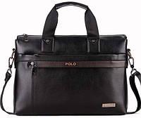 Мужская сумка портфель POLO, фото 1