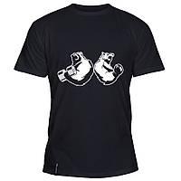 Мужская футболка - Качалка, отличный подарок купить со скидкой, недорого