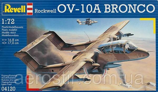 OV-10A BRONCO 1/72 REVELL 04120