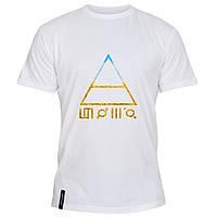 Мужская футболка - 30 Seconds To Mars, отличный подарок купить со скидкой, недорого