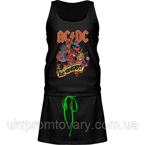 Платье - AC DC, отличный подарок купить со скидкой, недорого, фото 2
