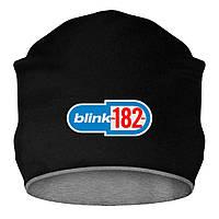 Шапка - Blink-182, отличный подарок купить со скидкой, недорого