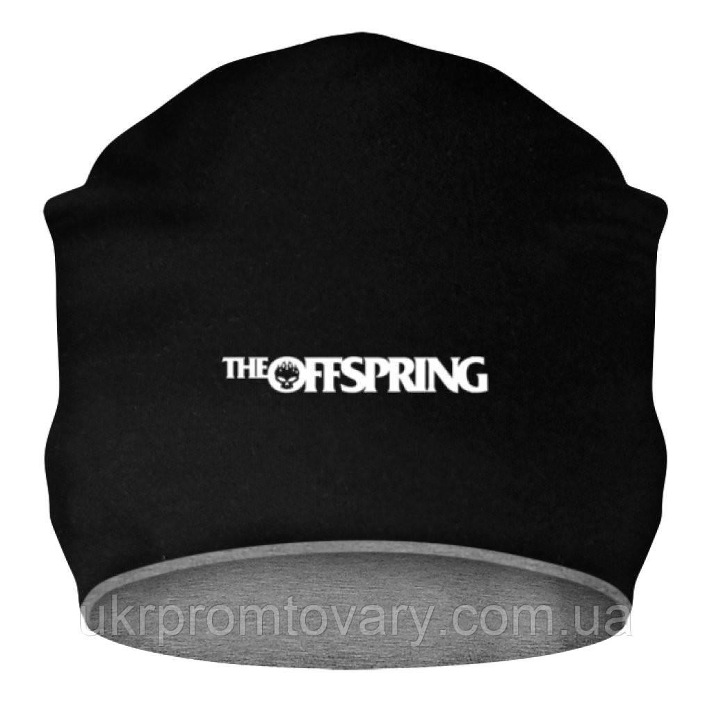 Шапка - Offspring, отличный подарок купить со скидкой, недорого