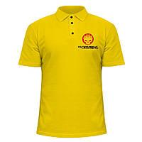 Мужская футболка Поло - The Offspring, отличный подарок купить со скидкой, недорого