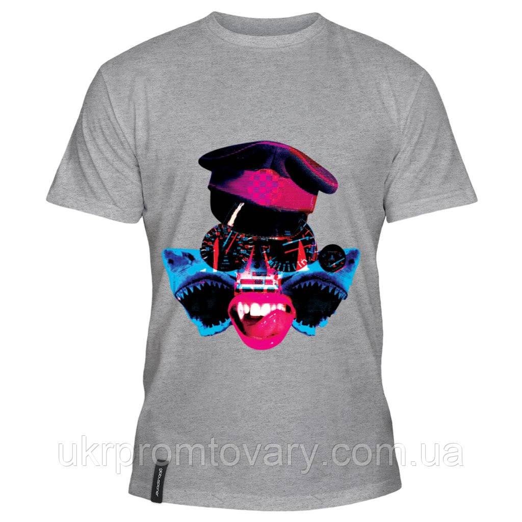 Мужская футболка - Girls, отличный подарок купить со скидкой, недорого