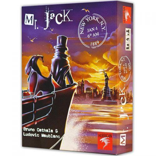 Настольная игра Mr. Jack in New York