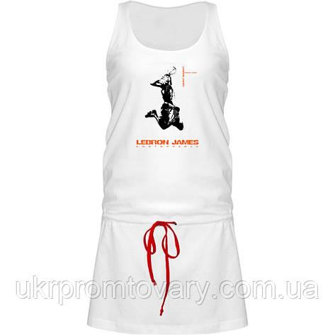 Платье - Леброн Джеймс, отличный подарок купить со скидкой, недорого, фото 2