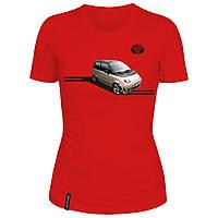 Женская футболка - Daewoo matiz tuning, отличный подарок купить со скидкой, недорого