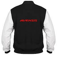 Куртка - бомбер - Toyota Avensis, отличный подарок купить со скидкой, недорого