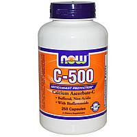 C-500 Calcium Ascorbate-C (250 caps)