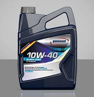 PENNASOL SUPER LIGHT SAE 10W40 4L Масло моторное полусинтетическое д/авто