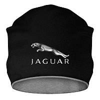 Шапка - Jaguar 3d logo, отличный подарок купить со скидкой, недорого