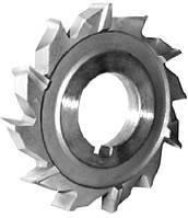 Фреза дисковая 3-х сторонняя Ф230х4,0х50 Р6М5 с р/н зубьями
