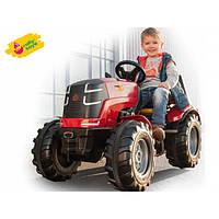 Трактор Rolly Toys X - Trac Premium для детей от 3 до 10 лет. Rolly Toys X- Trac (На педалях)