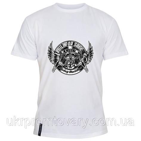 Мужская футболка - Built for speed, отличный подарок купить со скидкой, недорого, фото 2