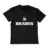Футболка детская - Brabus, отличный подарок купить со скидкой, недорого