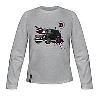 Лонгслив детский - Brabus Mercedes Gelandewagen, отличный подарок купить со скидкой, недорого