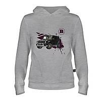 Кенгурушка женская - Brabus Mercedes Gelandewagen, отличный подарок купить со скидкой, недорого