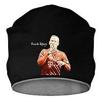 Шапка - Franck Ribery, отличный подарок купить со скидкой, недорого