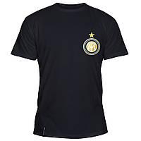 Мужская футболка - F.C. Internazionale Milano, отличный подарок купить со скидкой, недорого